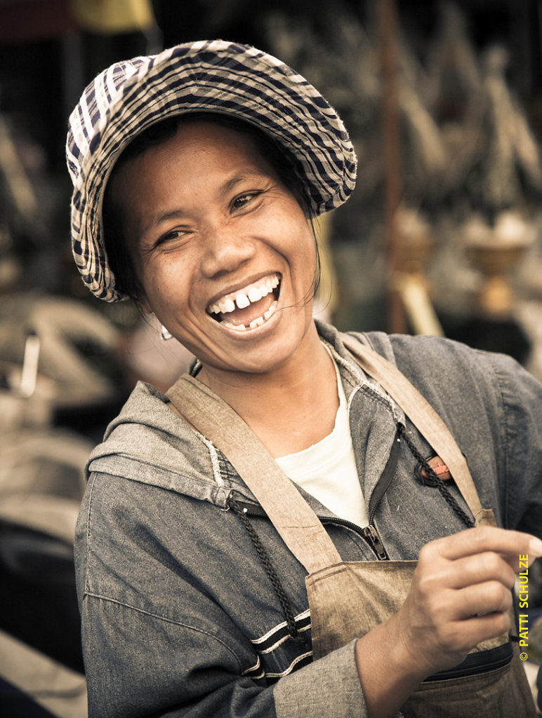 Street Vendor/ Thailand