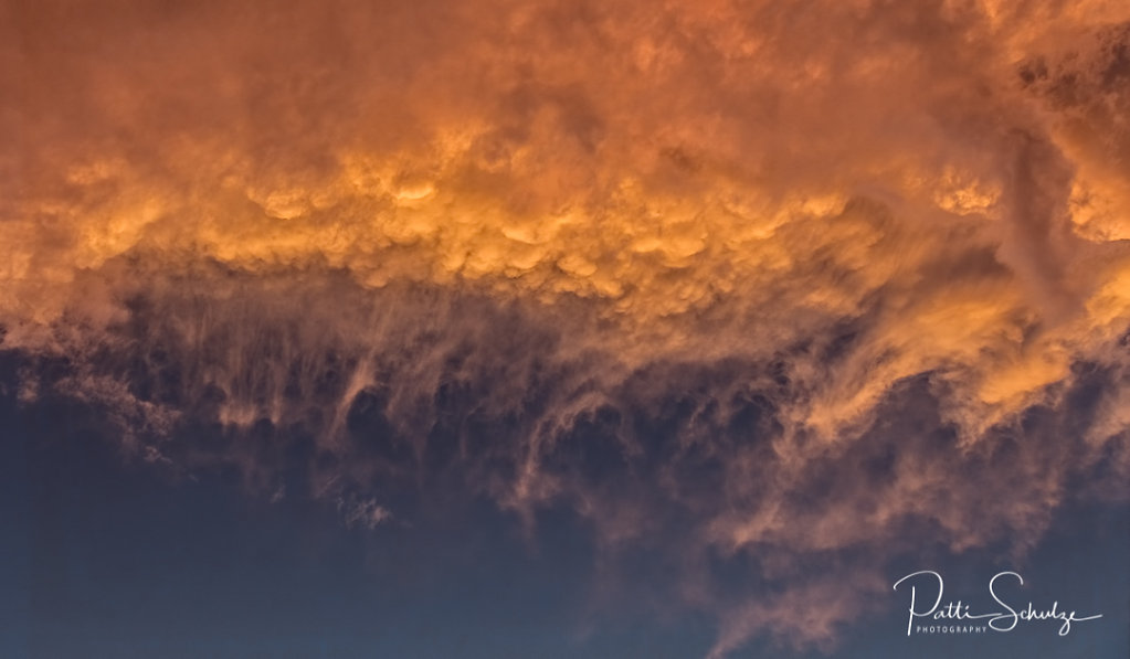 Bubbling Clouds