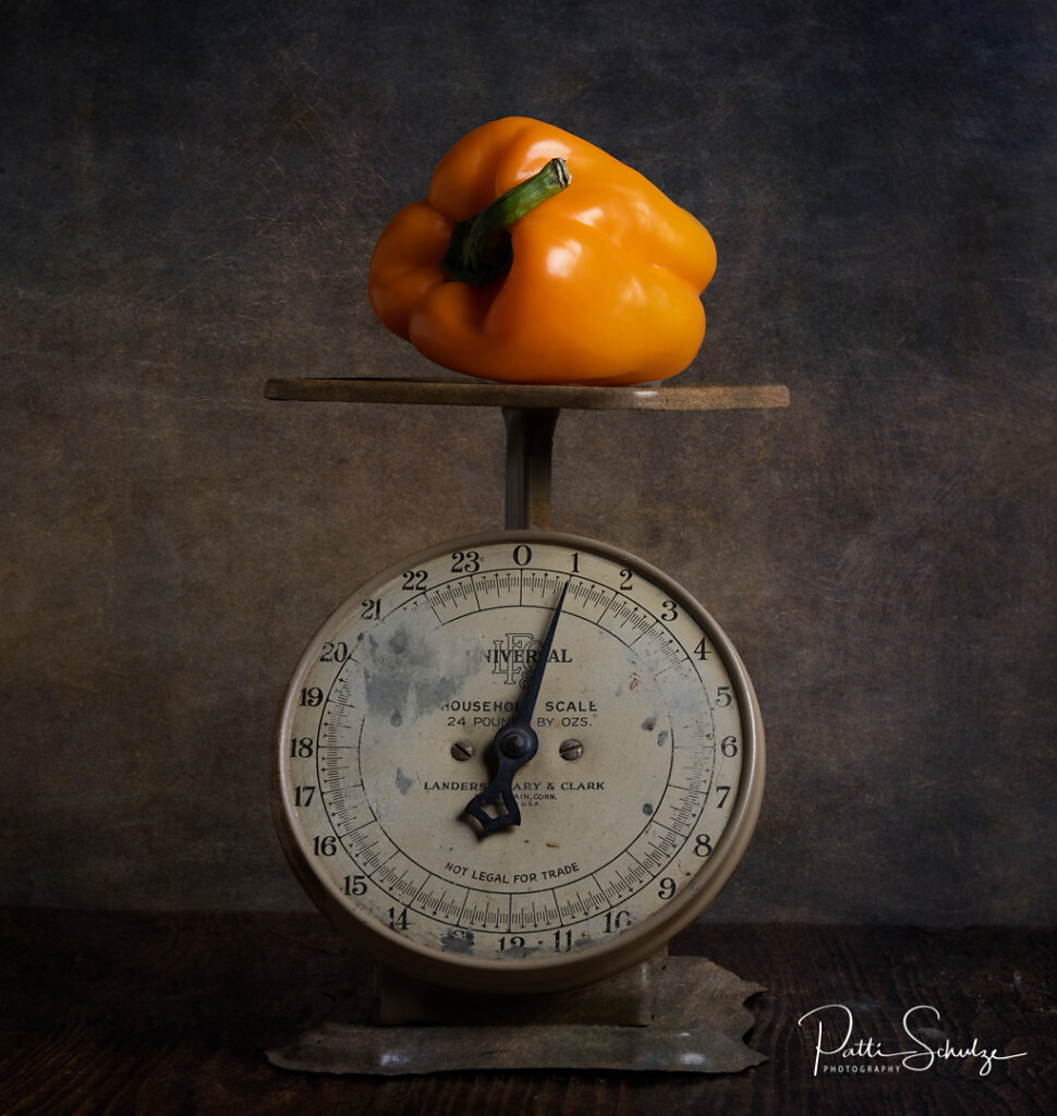 Pepper on Scale