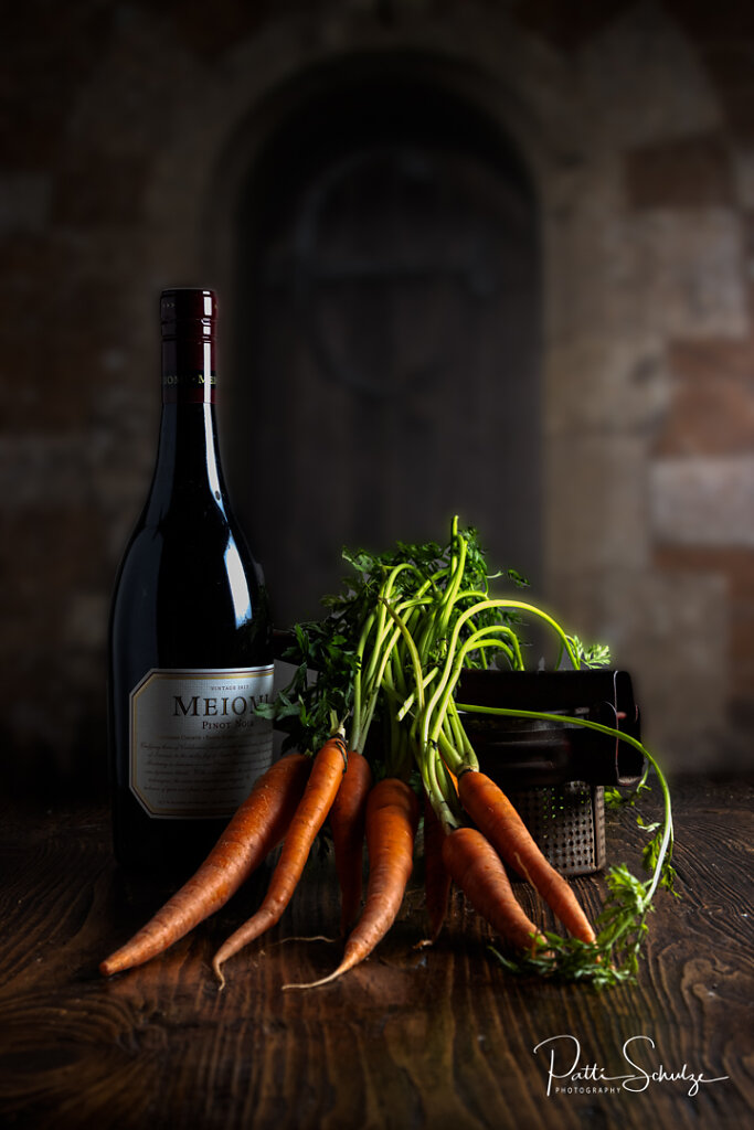 Wine and Carrots