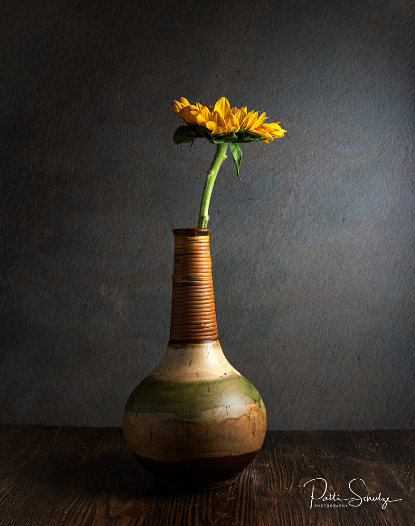 Another Vase and Flower